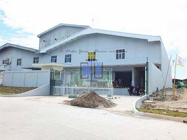 Jasa renovasi gedung pabrik cikarang bekasi Pabrik Plastik di Delta Cikarang b