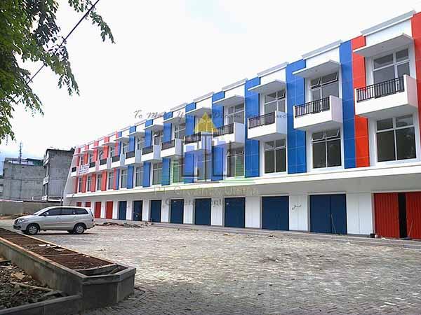 Jasa Renovasi Bangunan Gedung Pabrik Rumah